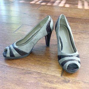 NWOT.  Apostrophe heels